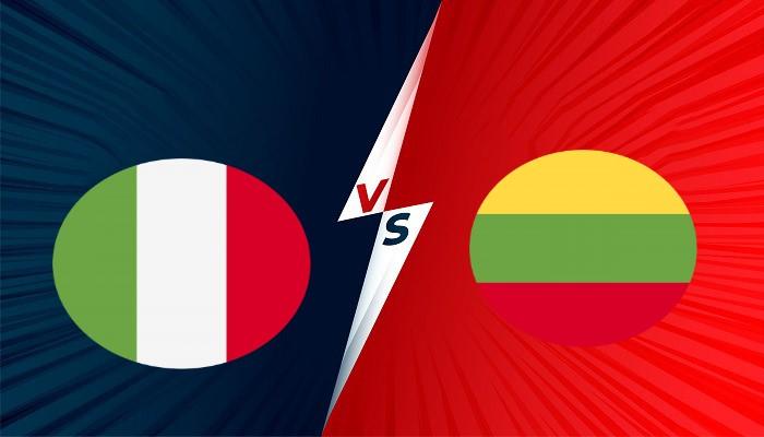 Soi kèo, nhận định bóng đá Italy vs Lithuania, Vòng loại World Cup 2022, 01h45 ngày 09/09/2021