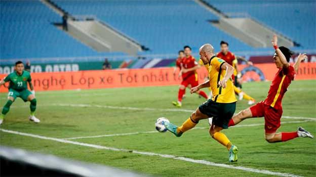 Người Thái đánh giá về đội tuyển Việt Nam sau trận đấu với Australia