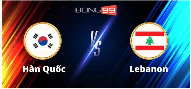 Soi kèo, nhận định bóng đá Hàn Quốc vs Lebanon, 18h00 ngày 07/09/2021